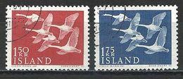 Island Mi 312-13 O - 1944-... Republique