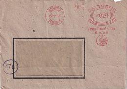 ALLEMAGNE 1946 ZONE ANGLO-AMERICAINE EMA DE DUISBURG - American/British Zone