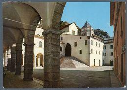 °°° Cartolina - Santuario Di Montevergine Il Chiostro Viaggiata °°° - Avellino