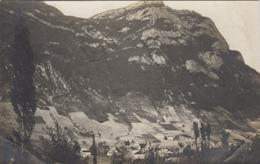 Photographie - Carte-photo - Village De Montagne - Lieu à Situer - Photographs