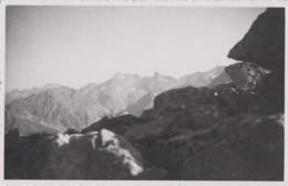 Photographie - Carte-photo - Montagne Suisse - Lieu à Situer - Photographs