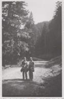 Photographie - Carte-photo - Montagne Suisse ? - Randonnées Marche - Photographs