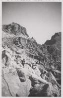 Photographie - Carte-photo - Montagne Suisse ? - Alpinisme Randonnées Escalade - Photographs