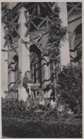Photographie - Carte-photo - Parc - Bâtiment - Marseille - 1932 - Photographs