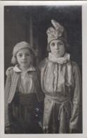 Photographie - Carte-photo - Portrait De 2 Enfants - Déguisement Maquillage - Photographie