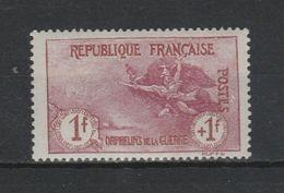 FRANCE N°154** Signé. TTB Centrage LUXE (cote 2125) - France