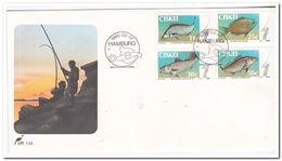 Ciskei 1985, FDC, Fish - Ciskei