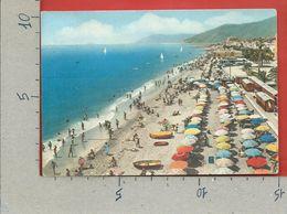 CARTOLINA VG ITALIA - LOANO (SV) - La Spiaggia - 10 X 15 - 1966 - Imperia