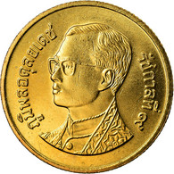 Monnaie, Thaïlande, Rama IX, 50 Satang = 1/2 Baht, 2005, SPL+, Aluminum-Bronze - Tailandia