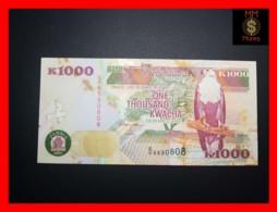 ZAMBIA 1.000  1000 Kwacha  2001  P. 40 B  Stain  VF - Zambia