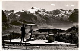 Stanserhorn Mit Titlis (5358) - NW Nidwalden