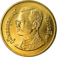 Monnaie, Thaïlande, Rama IX, 50 Satang = 1/2 Baht, 2005, SPL, Aluminum-Bronze - Thailand