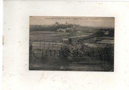 Pibrac (31) : Vue Générale Sur Le Quartier De La Gare En 1917 PF. - Pibrac
