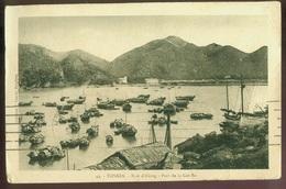 CP Chine Tonkin Baie D'along Port De La Cac Ba - China