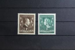 Liechtenstein 238-239 ** Postfrisch #UG658 - Ohne Zuordnung