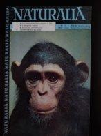 REVUE NATURALIA N° 71 Aout 1959 Les Fourmis Chimpanzés L'epagneul Breton Galapagos Altamira Sémiramis Alpe D'huez - Animaux