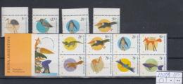 Argentinien Michel Cat.No. Mnh/** 2251/2259 A/D/E Birds - Unused Stamps