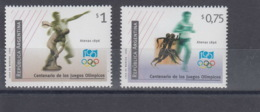 Argentinien Michel Cat.No. Mnh/** 2293/2294 Olympia - Unused Stamps