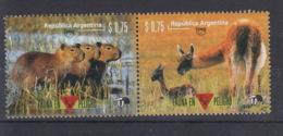 Argentinien Michel Cat.No. Mnh/** 2303/2304 - Unused Stamps