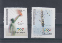 Argentinien Michel Cat.No. Mnh/** 2305/2306 Olympia - Unused Stamps
