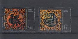 Argentinien Michel Cat.No. Mnh/** 2315/2316 - Unused Stamps