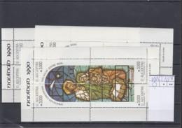 Argentinien Michel Cat.No. Mnh/** Sheet 44/46 - Blocks & Sheetlets