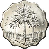 Monnaie, Iraq, 5 Fils, 1981, SPL, Stainless Steel, KM:125a - Iraq