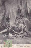 Nouvelle-Calédonie - Femmes Canaques Voyagée 1908 Raché éditeur Nouméa - Nouvelle-Calédonie