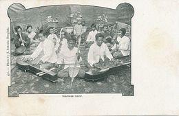 Siamese Band No 456 J. Antonio . Undivided Back . Xylophone - Thaïlande