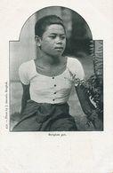 Bangkok  Girl No 459 J. Antonio . Undivided Back .Photo Ducourtioux - Thaïlande