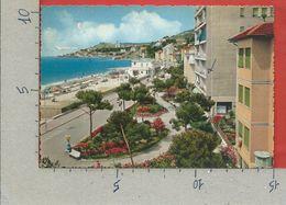 CARTOLINA VG ITALIA - ARMA (IM) - Riviera Dei Fiori - Lungomare - 10 X 15 - 1963 - Imperia