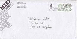Nederland - Vlagstempel - Delfsail '91 - 13 - 17 Augustus 1991 - Delfzijl - Sailing