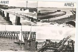 14 Courseulles Sur Mer Premier Port De France Libéré 6 Juin 1944 - Courseulles-sur-Mer