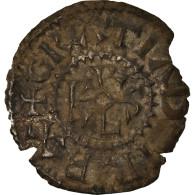 Monnaie, France, Charles Le Chauve, Denier, 864-875, Bayeux, TB+, Argent - 751-987 Monnaies Carolingiennes