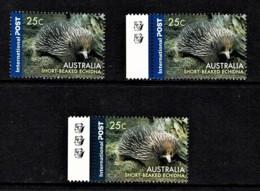 Australia 2006 Wildlife 25c Echidna With Koala Reprints MNH - Ungebraucht