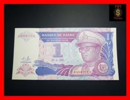 ZAIRE 1 N. Zaire  24.6.1993  P. 52  UNC - Zaire