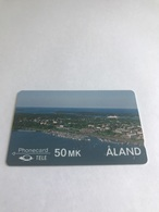 6:016 - Åland  Mint - Aland
