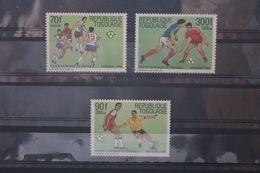 Fußball, Togo, Ungebraucht - Fußball-Weltmeisterschaft