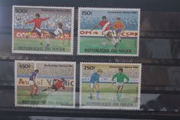 Fußball, Niger, Ungebraucht - Fußball-Weltmeisterschaft