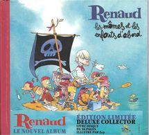 """CD  Renaud  """"  Les Mômes Et Les Enfants D'abord  """"  Europe - Music & Instruments"""