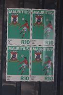 Fußball, Mauritius, Ungebraucht - Fußball-Weltmeisterschaft