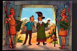 TINTIN. Tintin Et Le Temple Du Soleil. - Comics