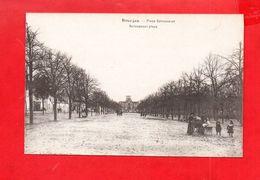 Bourges : Place Séraucourt - Bourges