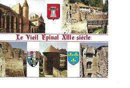 88 LE VIEIL EPINAL Cpm Multivues - Epinal