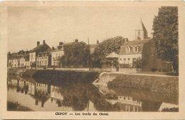 - Loiret -ref-A746-  Cepoy - Les Bords Du Canal - Canaux - Voir Description - - Dordives