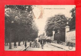 Bourges : Bd Lahitolle En 1906 - Bourges