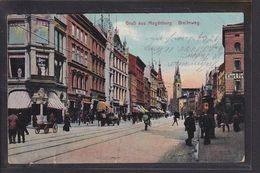 NBL3 /    Magdeburg ,  Breiteweg 1915 - Magdeburg