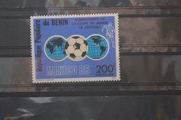 Fußball, Benin, Ungebraucht - Fußball-Weltmeisterschaft
