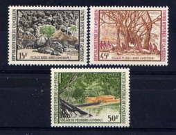 CAMEROUN - 559/561** - PAYSAGES - Cameroun (1960-...)