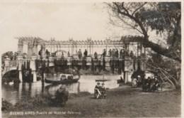 Argentina - Buenos Aires - Puente Del Rosedal-Palermo - Argentina